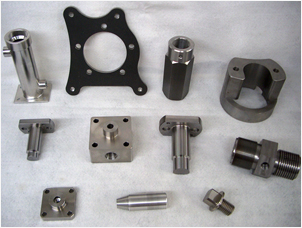 Custom fasteners are one example of products we can create